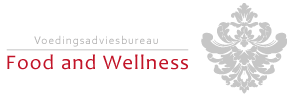 Voedingsbureau Food and Wellness Logo